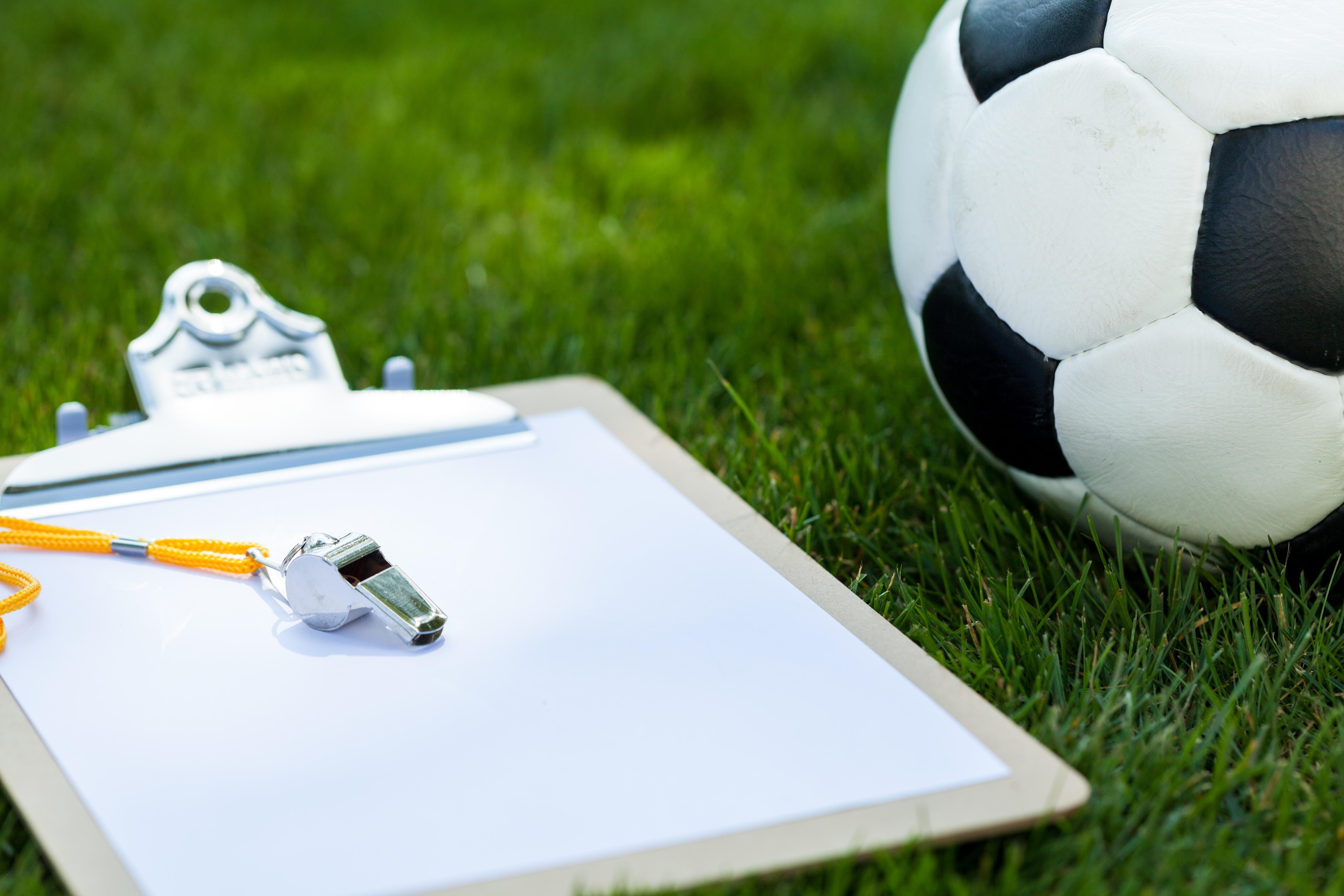 Curso para tecnico de futebol
