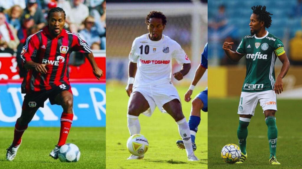 Jogadores que jogam em várias posições, Universidade do Futebol